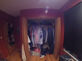 Closet space that I will clear out for you